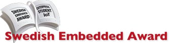 Embedded Awards Logo